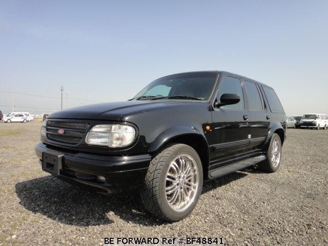 1998 explorer limited