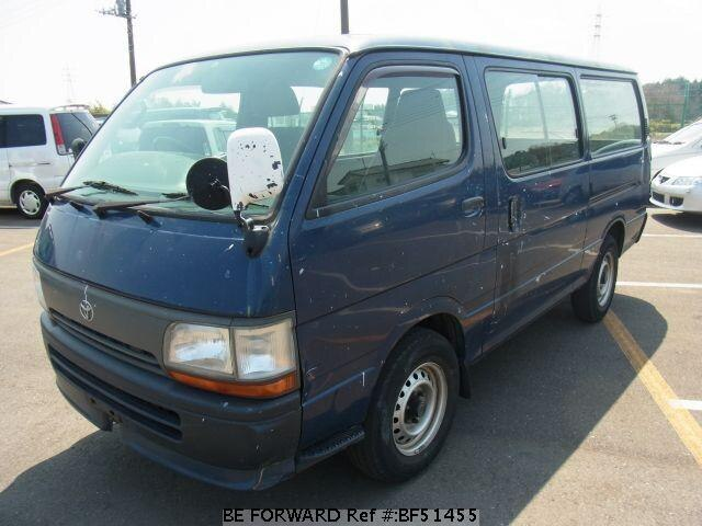 Used 1998 TOYOTA HIACE VAN/GB-RZH112V for Sale BF51455 - BE