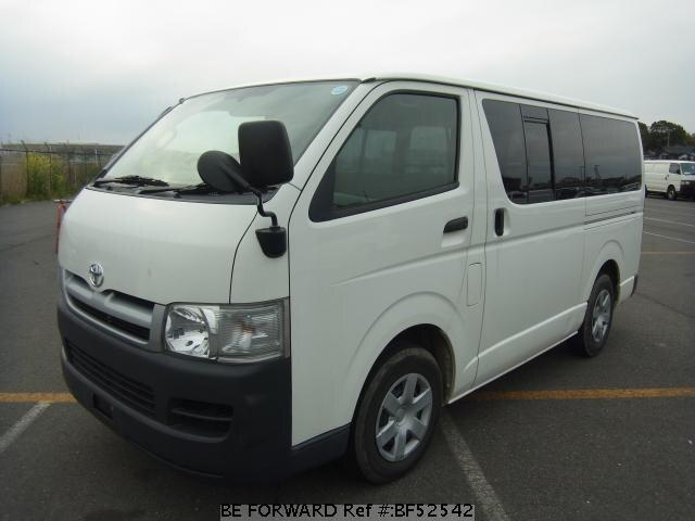 243e3c1c6b Used 2006 TOYOTA HIACE VAN LONG DX CBF-TRH200V for Sale BF52542 - BE ...