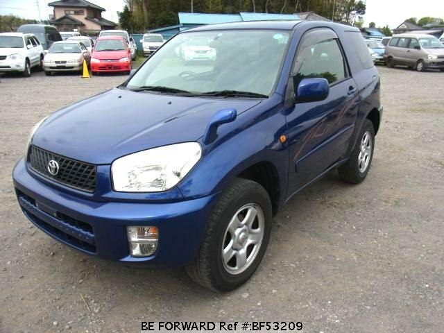 used 2003 toyota rav4 j x g package ta zca25w for sale bf53209 be forward. Black Bedroom Furniture Sets. Home Design Ideas
