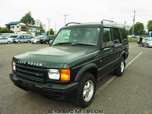 used 2001 land rover discovery v8i xs plus gf lt56a for sale bf54265 be forward. Black Bedroom Furniture Sets. Home Design Ideas