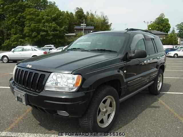 Used 1999 JEEP GRAND CHEROKEE BF56360 For Sale
