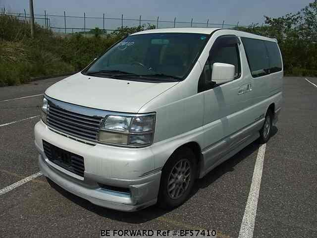 Used 1999 NISSAN ELGRAND/E-ALE50 for Sale BF57410 - BE FORWARD
