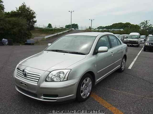 usados 2004 toyota avensis xi cba azt250 venda bf57549 be forward. Black Bedroom Furniture Sets. Home Design Ideas