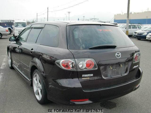 Used 2005 MAZDA ATENZA SPORT WAGON 23S LEATHER PACKAGE/UA-GY3W for ...