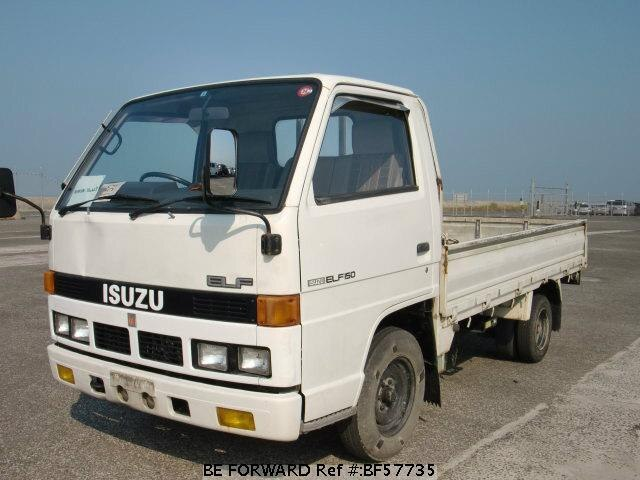 Used 1988 Isuzu Elf Truck  S-nhr54e For Sale Bf57735