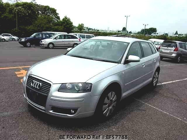 used 2006 audi a3 sports back attraction gh 8pbse for sale. Black Bedroom Furniture Sets. Home Design Ideas