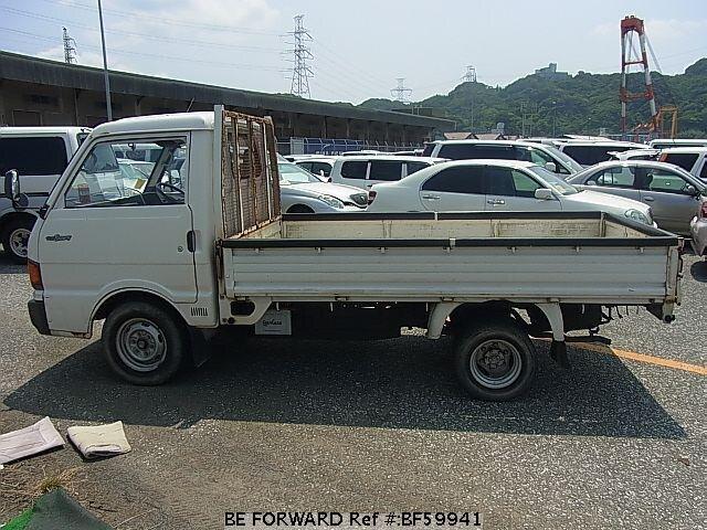 Used 1990 MAZDA BONGO BRAWNY TRUCK/S-SD29T for Sale ...