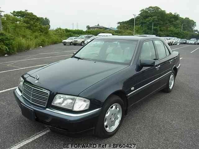 Used 1999 mercedes benz c class c240 gf 202026 for sale for Mercedes benz c class 1999 for sale