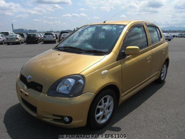 Used 2000 TOYOTA VITZ RSTANCP10 for Sale BF61309  BE FORWARD