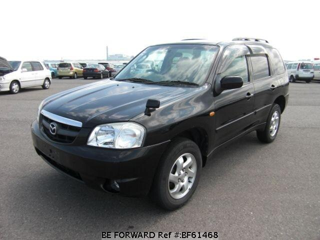 Used 2002 MAZDA TRIBUTE LX G PACKAGE/LA-EPFW for Sale BF61468 - BE
