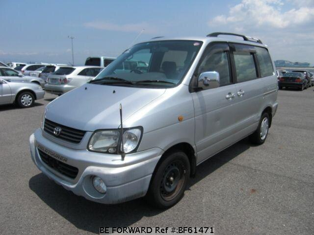 Used 1999 TOYOTA LITEACE NOAH BF61471 for Sale