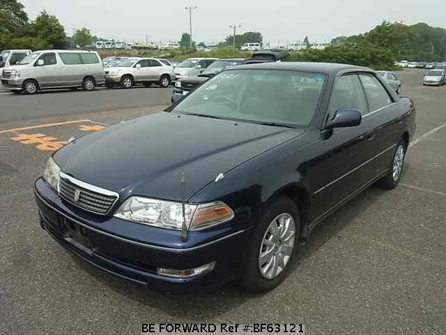 Used 1998 TOYOTA MARK II BF63121 for Sale