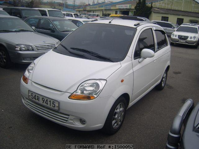 Used 2009 Daewoo Matiz Ka484 For Sale Is00057 Be Forward