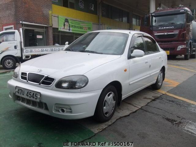 Used 2001 DAEWOO LANOS/TA69Y-1 for Sale IS00167 - BE FORWARD