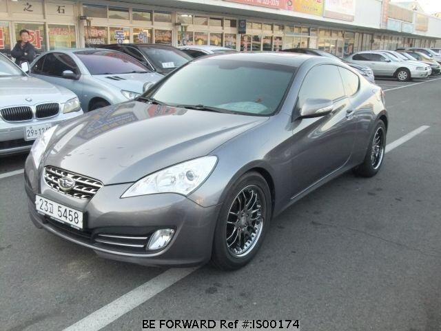 Used 2009 HYUNDAI GENESIS IS00174 For Sale Image ...
