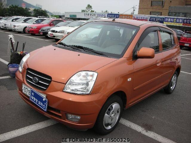 Used 2006 KIA MORNING (PICANTO) IS00329 for Sale