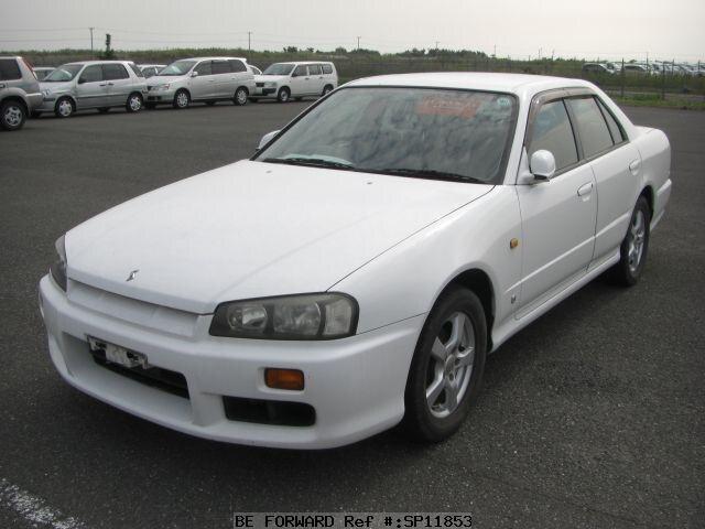 Used 1999 NISSAN SKYLINE SP11853 For Sale Image ...
