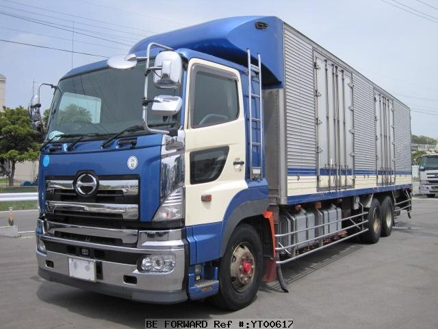 Used 2004 HINO PROFIA YT00617 for Sale