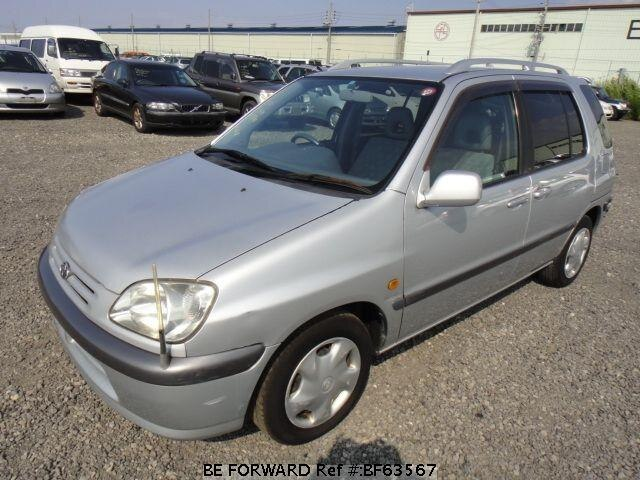 used 1999 toyota raum gf exz10 for sale bf63567 be forward rh beforward jp Be FORWARD Toyota Raum 2007 Toyota Raum 1999 Inside
