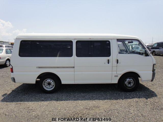 Used 1998 MAZDA BONGO BRAWNY VAN/GB-SREAV for Sale BF63499 ...