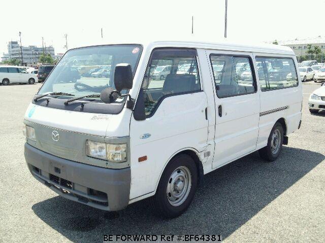 Used 2007 MAZDA BONGO BRAWNY VAN/KR-SKF6V for Sale BF64381 ...