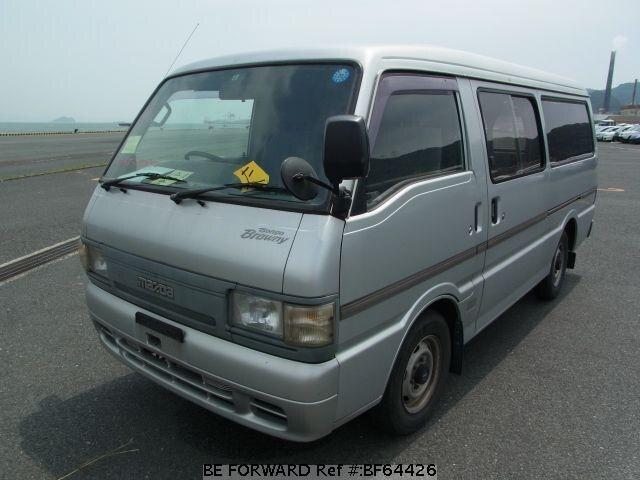 Used 1998 MAZDA BONGO BRAWNY VAN GL/KC-SR5AV for Sale ...