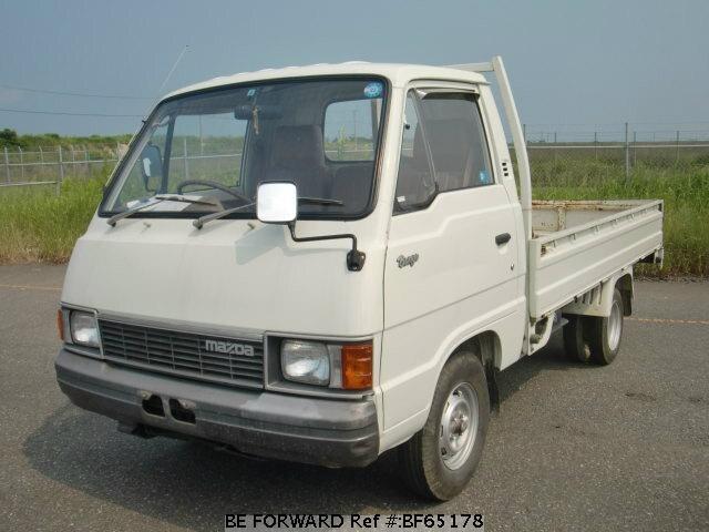 Used 1983 MAZDA BONGO TRUCK/J-BA2N9 for Sale BF65178 - BE ...