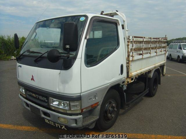 Used 1999 MITSUBISHI CANTER/GE-FE533BA for Sale BF65839 - BE