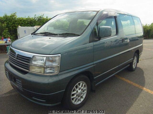 Used 1997 NISSAN ELGRAND/E-ALE50 for Sale BF65903 - BE FORWARD