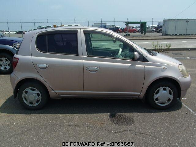 Used 1999 TOYOTA VITZ UGFSCP10 for Sale BF66867  BE FORWARD