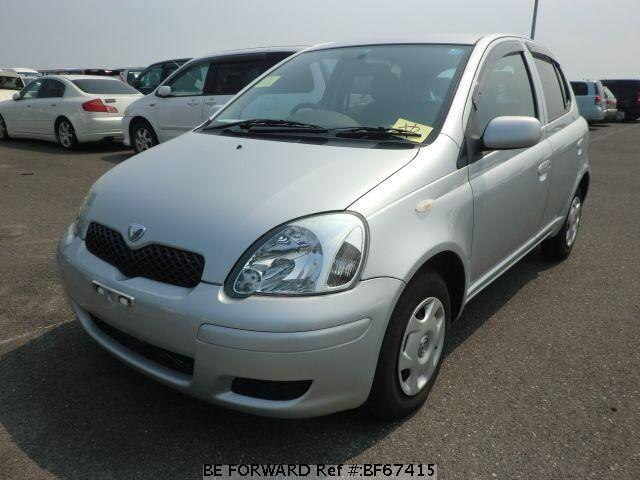 Used 2004 TOYOTA VITZ FCBASCP10 for Sale BF67415  BE FORWARD
