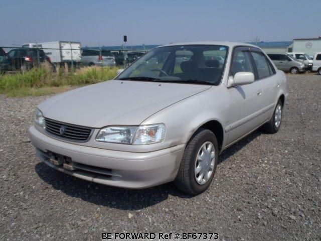 Used 1997 TOYOTA COROLLA SEDAN XE SALOON LIMITED/E-AE110 for Sale