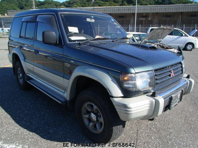 Used 1994 MITSUBISHI PAJERO WIDE EXCEED LIMITED/Y-V46WG for