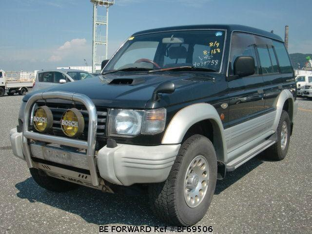 Used 1995 MITSUBISHI PAJERO XR-I TURBO/Y-V46WG for Sale