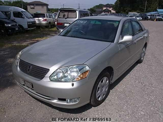 Used 2001 TOYOTA MARK II BF69563 for Sale