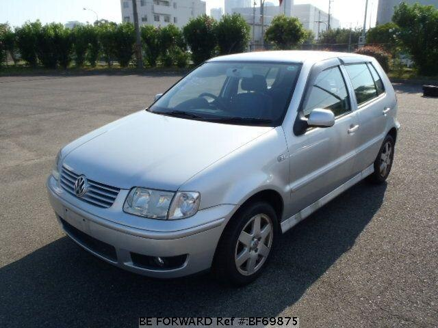 Used 2001 VOLKSWAGEN POLO/GF-6NAHW for Sale BF69875 - BE FORWARD