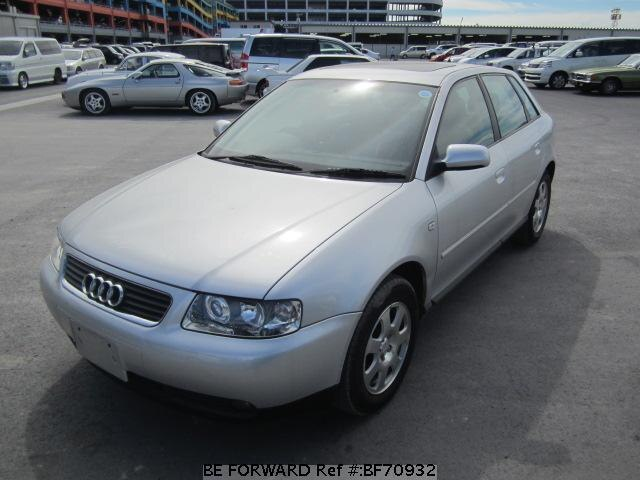 2001 Audi A3 1 8 Gf 8lapg D Occasion Bf70932 Be Forward