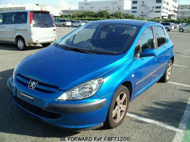 Used 2003 PEUGEOT 307 XS/GH-T5RFN for Sale BF71200 - BE FORWARD