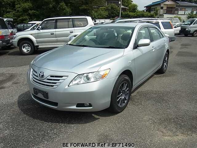 used 2006 toyota camry g dba acv45 for sale bf71490 be forward. Black Bedroom Furniture Sets. Home Design Ideas