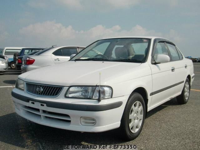 Used 2001 NISSAN SUNNY SUPER SALOON /TA-FB15 for Sale