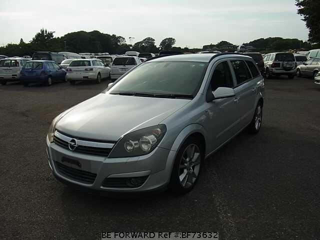 Used 2005 OPEL ASTRA BF73632 for Sale