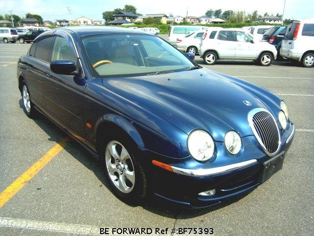 Used 2001 JAGUAR S TYPE BF75393 For Sale