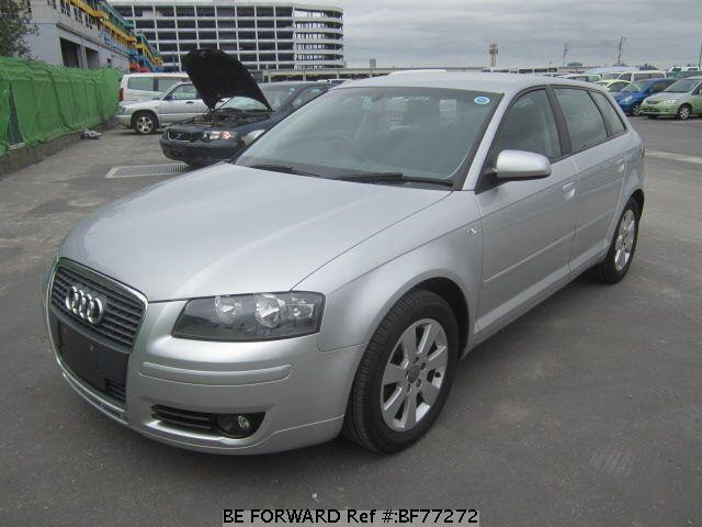 Used 2005 AUDI A3 BF77272 for Sale