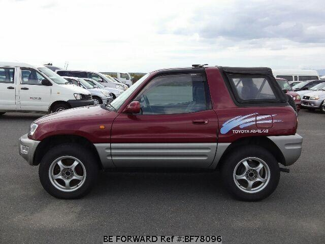 ... Used 2000 TOYOTA RAV4 BF78096 For Sale Image ...