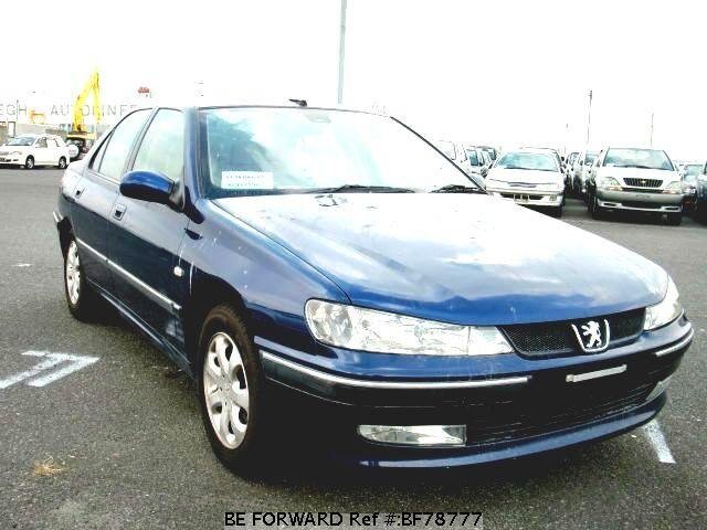 used 2000 peugeot 406 gf d9 for sale bf78777 be forward. Black Bedroom Furniture Sets. Home Design Ideas