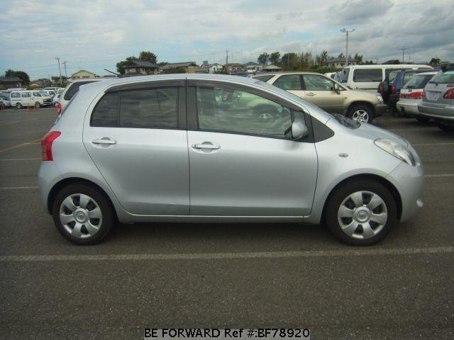 Used 2005 TOYOTA VITZ/DBA-NCP91 for Sale BF78920 - BE FORWARD