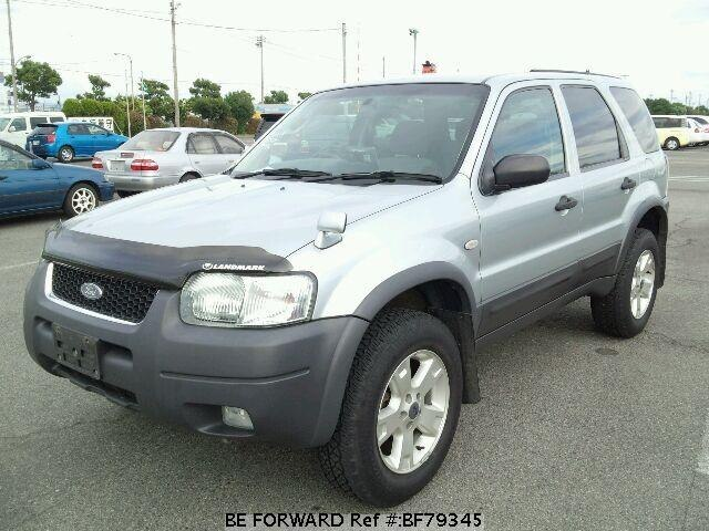 Used 2004 Ford Escape Xlt Ta Ep3wf For Sale Bf79345 Be Forward