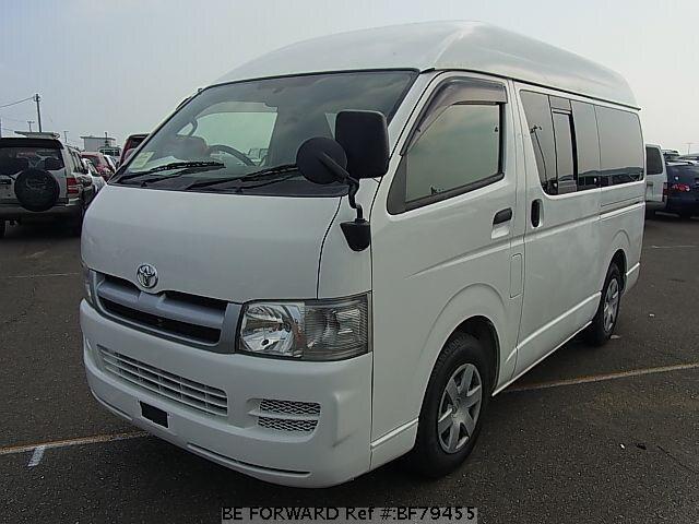 Be Forward Jp Used Cars Toyota Hiace