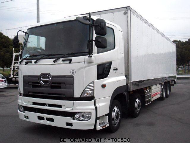 Used 2004 HINO PROFIA YT00820 for Sale